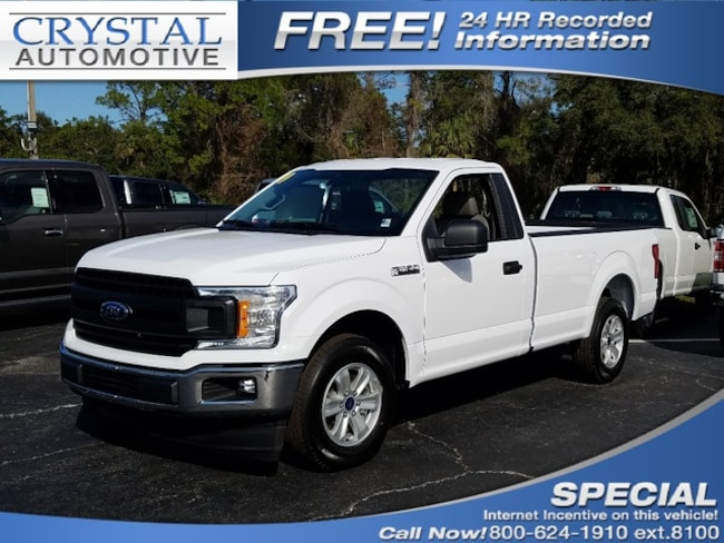 New 2019 Ford F-150 XL Truck for Sale in Crystal River, FL
