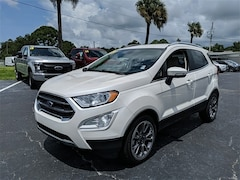 New 2019 Ford EcoSport Titanium SUV for Sale in Crystal River, FL