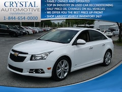 Used 2013 Chevrolet Cruze LTZ Sedan for Sale in Crystal River, FL