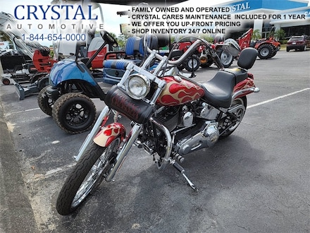 2001 Harley-Davidson Motorcycle