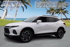 Used 2020 Chevrolet Blazer RS SUV for Sale in Crystal River, FL
