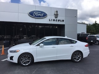 New 2020 Ford Fusion SEL Sedan for Sale in Crystal River, FL