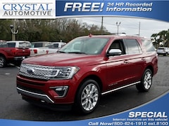 New 2019 Ford Expedition Platinum SUV for Sale in Crystal River, FL