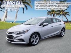 Used 2018 Chevrolet Cruze Premier Hatchback for Sale in Crystal River, FL