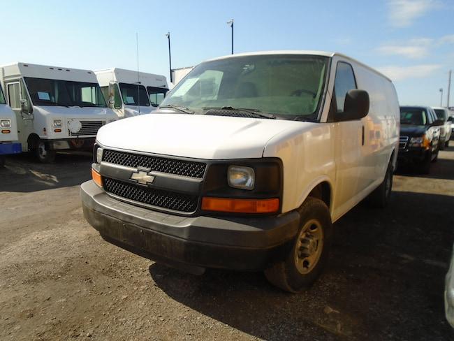 2007 Chevrolet Express Standard Van G2500 Cargo Van