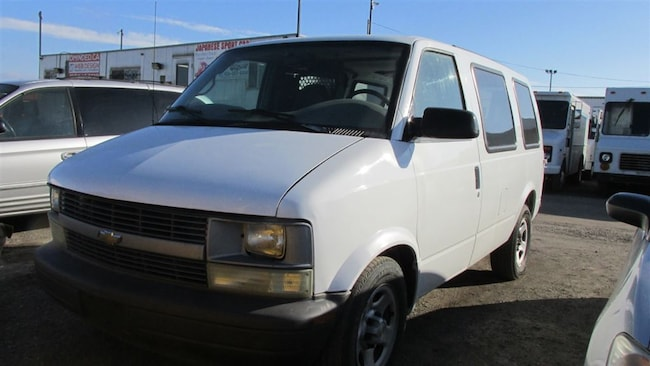 2005 Chevrolet Astro cargo van Minivan