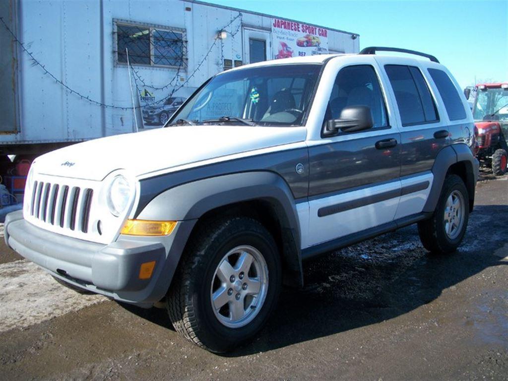 2005 Jeep Liberty DIESEL JEEP SUV