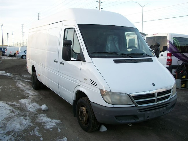2006 Dodge Sprinter Van 3500 High Roof dually diesel Minivan