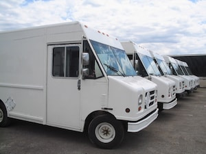2007 Utilimaster WORK HORSE 16 ft step van workhorse