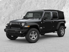 2018 Jeep Wrangler NEW UNLIMITED SPORT S Sport Utility