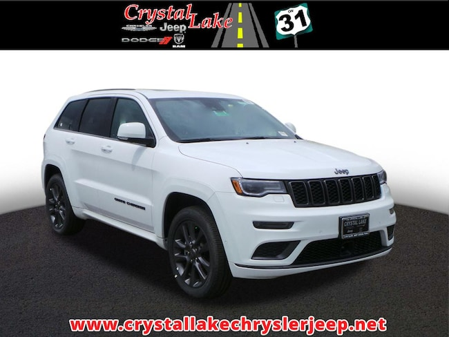 2018 Jeep Grand Cherokee HIGH ALTITUDE 4X4 Sport Utility