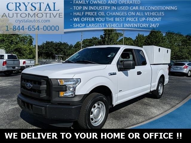 Featured used 2016 Ford F-150 XLT Truck for sale in Crystal River, FL