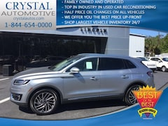 New 2020 Lincoln Nautilus Reserve SUV for sale in Crystal River, FL