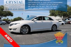 Used 2015 Lincoln MKZ Base Sedan serving Crystal River, FL