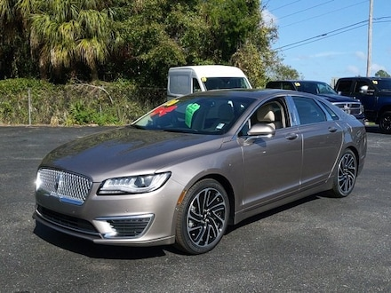 Featured used 2020 Lincoln MKZ Hybrid Sedan for sale in Crystal River, FL
