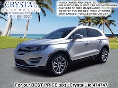 Used 2017 Lincoln MKC Select SUV serving Crystal River, FL