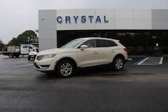 Used 2018 Lincoln MKX Premiere SUV serving Crystal River, FL