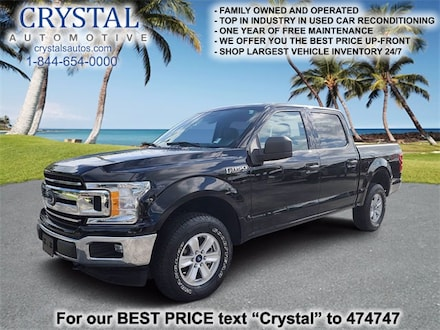 Featured used 2018 Ford F-150 XLT Truck for sale in Crystal River, FL