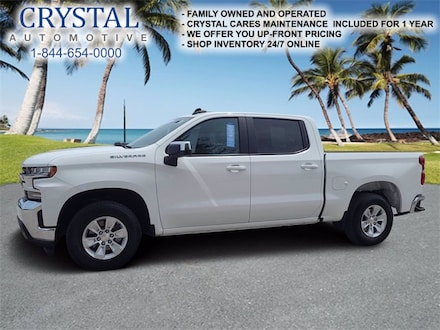 Featured used 2020 Chevrolet Silverado 1500 LT Truck for sale in Crystal River, FL
