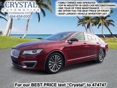 Certified Pre-Owned 2017 Lincoln MKZ Hybrid Sedan for sale in Crystal River, FL