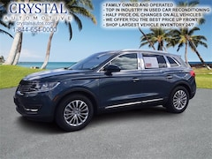 Used 2016 Lincoln MKX Select SUV serving Crystal River, FL