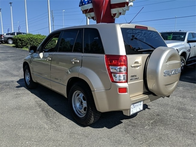 Used 2008 Suzuki Grand Vitara For Sale at Crystal Lincoln | VIN:  JS3TE941684103824
