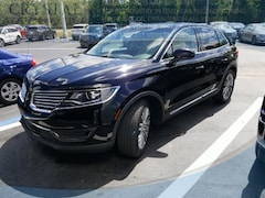 Used 2018 Lincoln MKX Reserve SUV serving Crystal River, FL