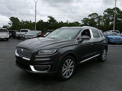 New 2019 Lincoln Nautilus Select SUV for sale in Crystal River, FL