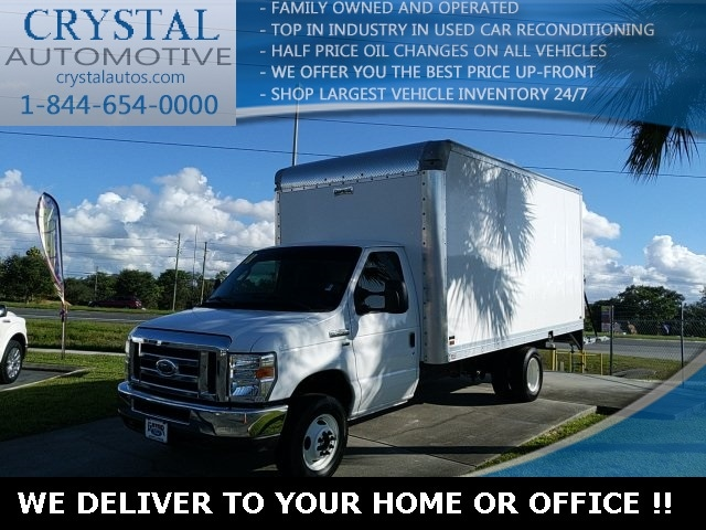 Featured used 2018 Ford E-350SD Base Cab/Chassis for sale in Crystal River, FL