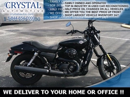 Featured used 2015 Harley-Davidson Motorcycle for sale in Crystal River, FL