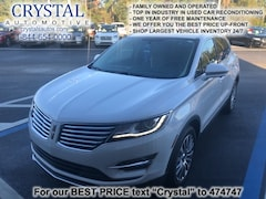 Used 2018 Lincoln MKC Reserve SUV serving Crystal River, FL