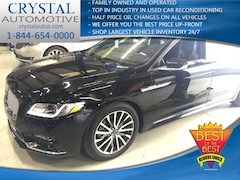 Used 2017 Lincoln Continental Select Sedan serving Crystal River