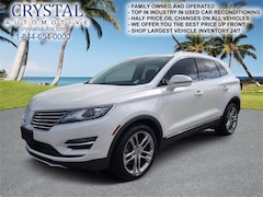 Used 2015 Lincoln MKC Reserve SUV serving Crystal River, FL
