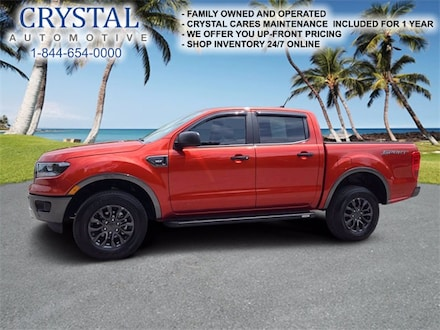 Featured used 2019 Ford Ranger XLT Truck for sale in Crystal River, FL