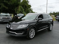 Used 2016 Lincoln MKX Reserve SUV serving Crystal River