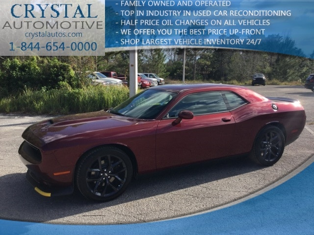 2020 Dodge Challenger Coupe