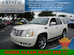 Used Vehicles for sale 2007 Cadillac Escalade Base SUV in Brooksville, FL