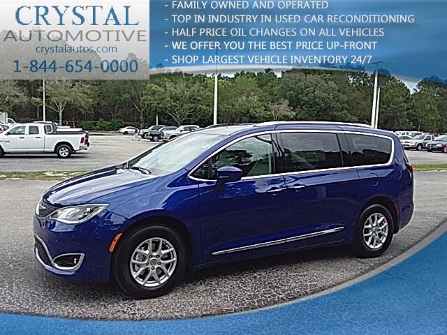 2020 Chrysler Pacifica TOURING L Passenger Van For Sale in Brooksville, FL