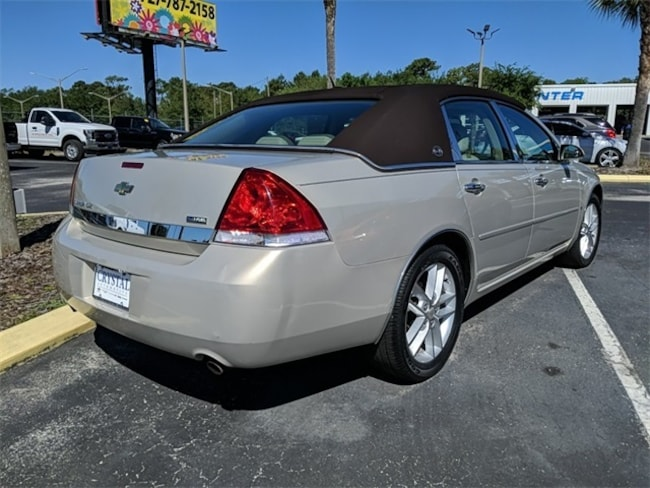 2008 chevy impala ls recalls