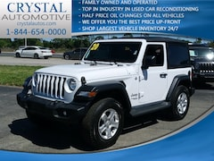 New 2020 Jeep Wrangler SPORT S 4X4 Sport Utility for sale in Brooksville, FL