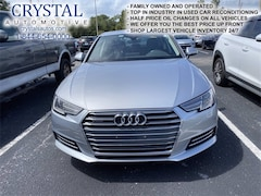 Used Vehicles for sale 2017 Audi A4 2.0T Premium Sedan in Brooksville, FL