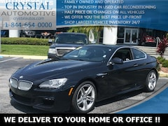 2012 BMW 6 Series 650i xDrive Coupe