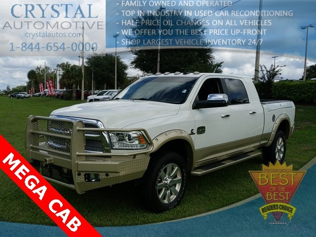 2016 Ram 2500 Laramie Longhorn Truck For Sale in Brooksville, FL