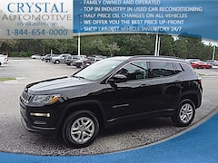 New 2020 Jeep Compass SPORT 4X4 Sport Utility for sale in Brooksville, FL