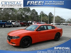 New 2018 Dodge Charger SXT PLUS RWD - LEATHER Sedan for sale in Brooksville, FL