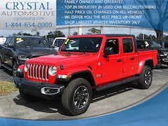 New 2020 Jeep Gladiator OVERLAND 4X4 Crew Cab for sale in Brooksville, FL