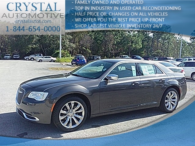 2019 Chrysler 300 TOURING Sedan For Sale in Brooksville, FL