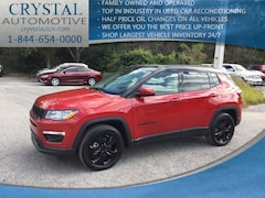 New 2020 Jeep Compass ALTITUDE FWD Sport Utility for sale in Brooksville, FL