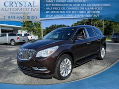 Used Vehicles for sale 2017 Buick Enclave Premium Group SUV in Brooksville, FL