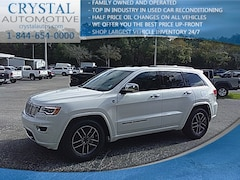 New 2020 Jeep Grand Cherokee OVERLAND 4X4 Sport Utility for sale in Brooksville, FL